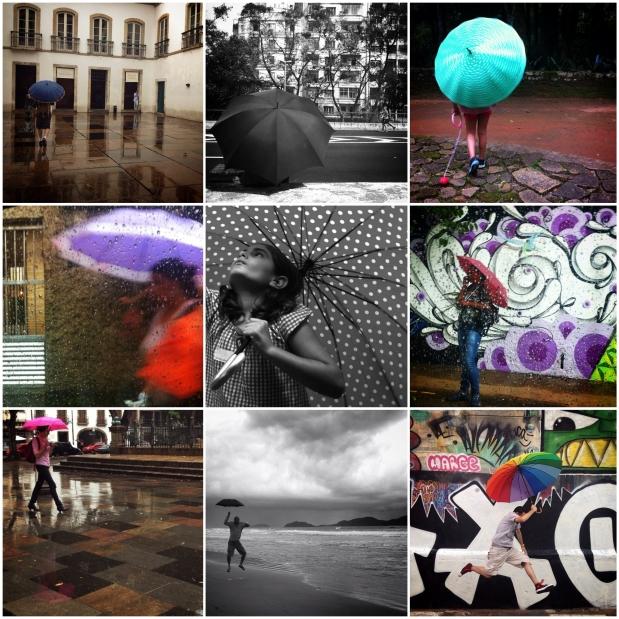 guarda-chuva ju