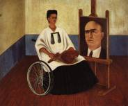 self-portrait-with-portrait-of-dr-farill-or-self-portrait-with-dr-juan-farill-1951-xx-private-collection