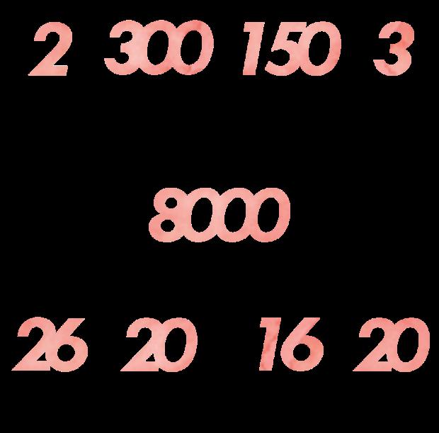 números path