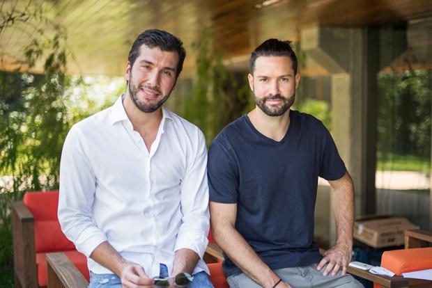 Os idealizadores do festival: Rafael Vettori e Fabio Seixas | foto: Vitor Neves